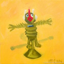 It-Was-This-Big-Oil-on-canvas-5x5-inches-copyright-2011-Marilyn-Fenn