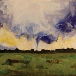 Tornado-Clay-AZ-Encaustic-on-Masonite-8x10-inches-copyright-2007-Marilyn-Fenn