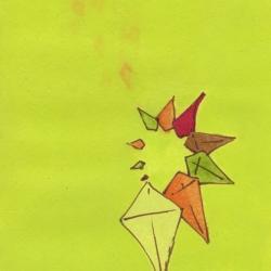 Harmoniums-005-Mixed-media-on-watercolor-paper-7x5-inches-copyright-2011-Marilyn-Fenn