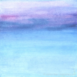 Minimalist-Landscapes-2011-10-002-Watercolor-crayons-on-watercolor-paper-6x6-inches-copyright-2012-Marilyn-Fenn